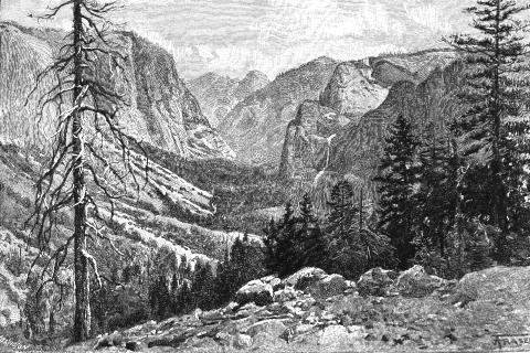 The Treasures Of The Yosemite By John Muir The Century