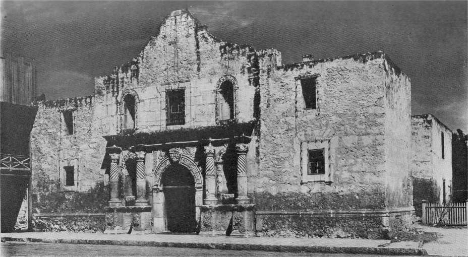 Old San Antonio Texas