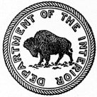 Seal of the U S  Department of the InteriorDepartment Of Interior Seal