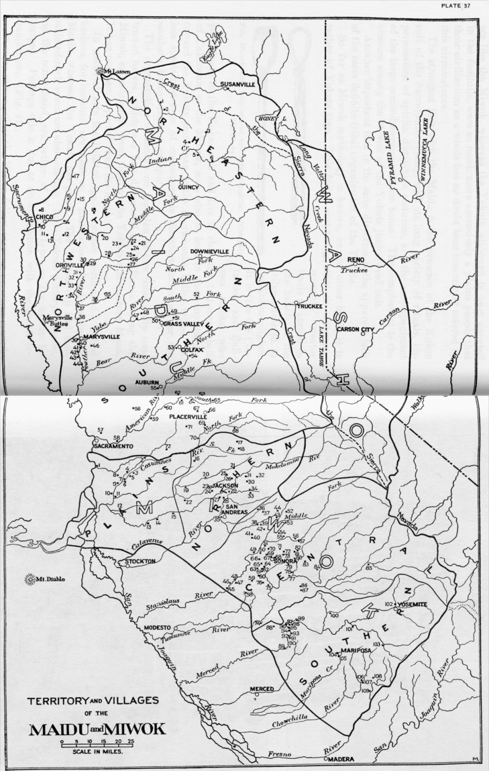 handbook of indians of california 1919 u201c30 the miwok u201d by