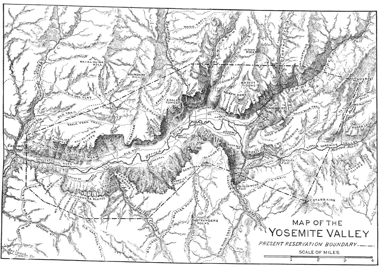 Yosemite The Park And Its Resources 1987 Chapter Ii Yosemite Valley As A State Grant And Establishment Of Yosemite National Park 1864 1890 By Linda